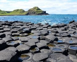 The Giants Causeway included in Northern Ireland Travel Guide