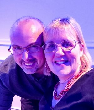 Work with us - Tracy and Doug Collins of UK Travel Planning