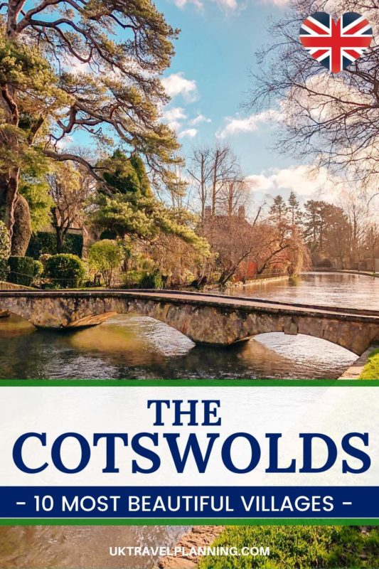 10 beautiful villages to visit in the Cotswolds England
