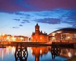 A picture of Cardiff a great place for your Wales Travel Guide