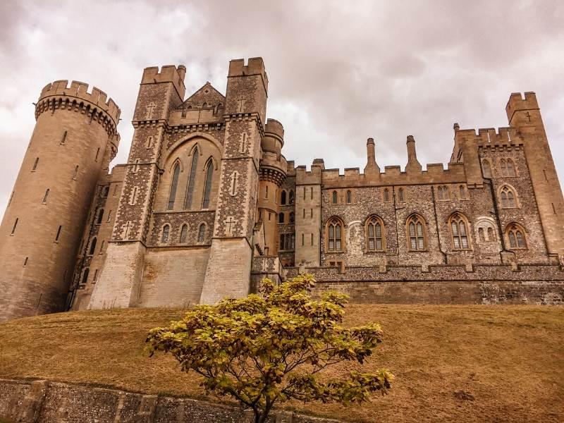 Arundel Castle in South East England