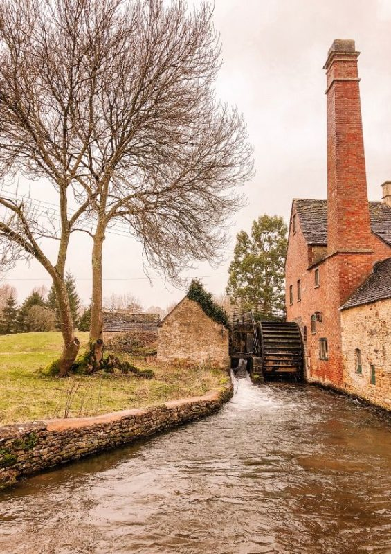 The Old Mill in Lower Slaughter