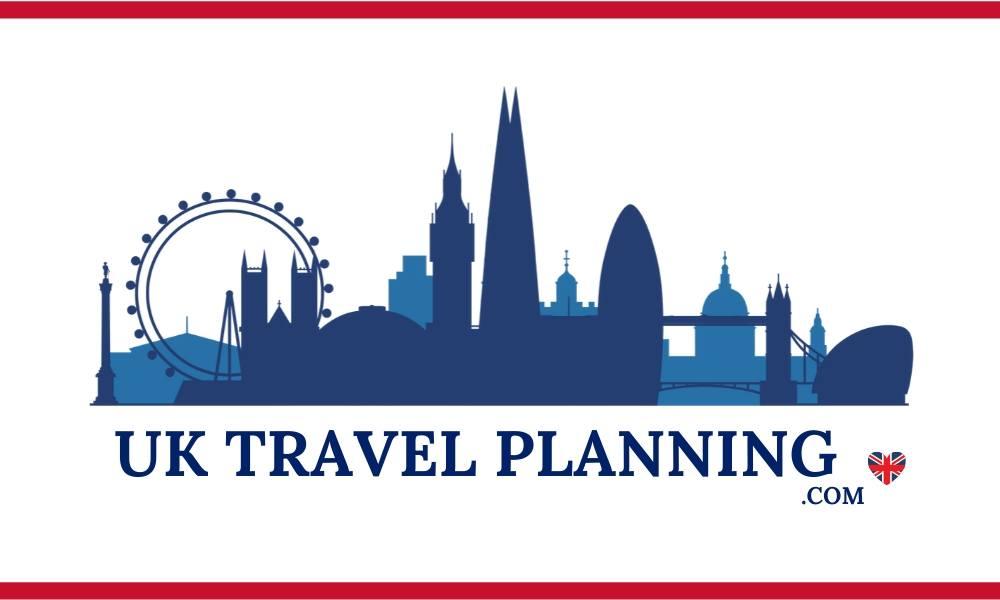 Logo with London skyline