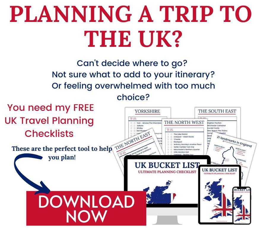 Subscription box for UK travel planning