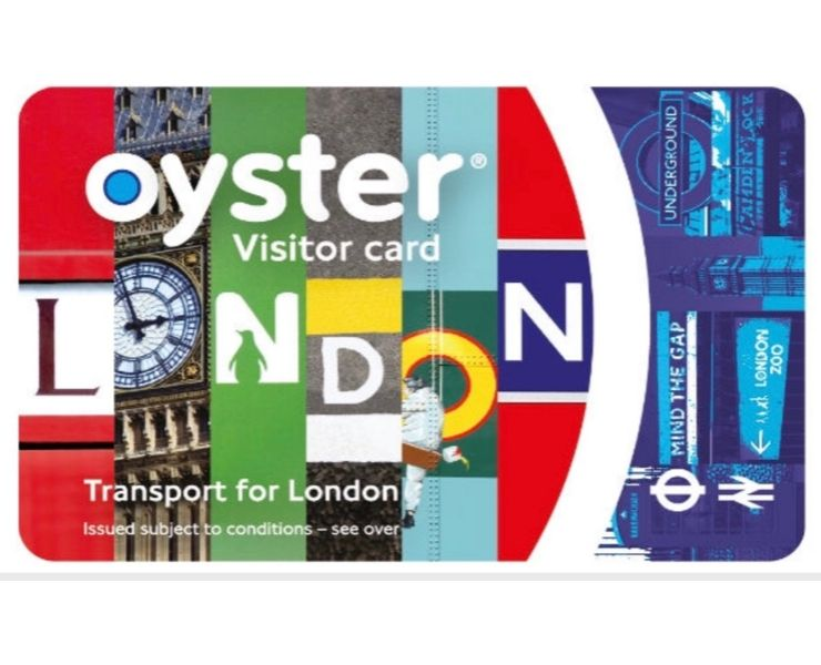 The London Oyster card an excellent way of getting around London more information in this guide to public transport in London
