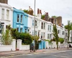 Cute houses in Brighton a perfect place to stay according to the England Accommodation Guide