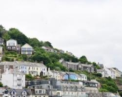 Houses in Looe Cornwall