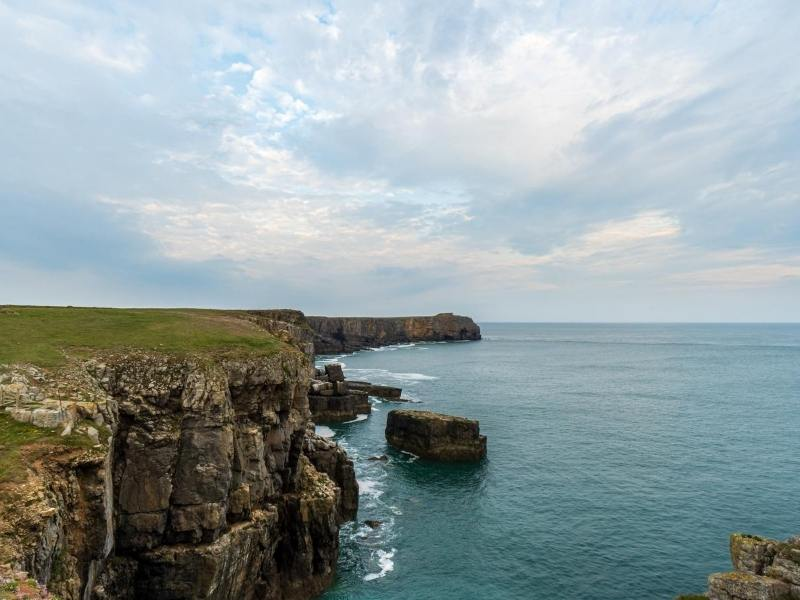 Pembrokeshire Coast one of the top 10 places to visit in Wales