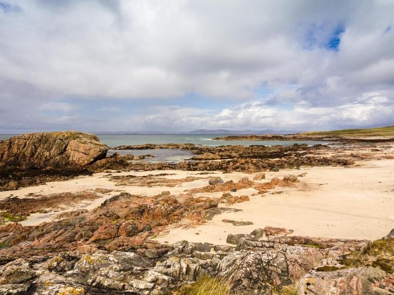 Island of Iona one of the best Scottish islands