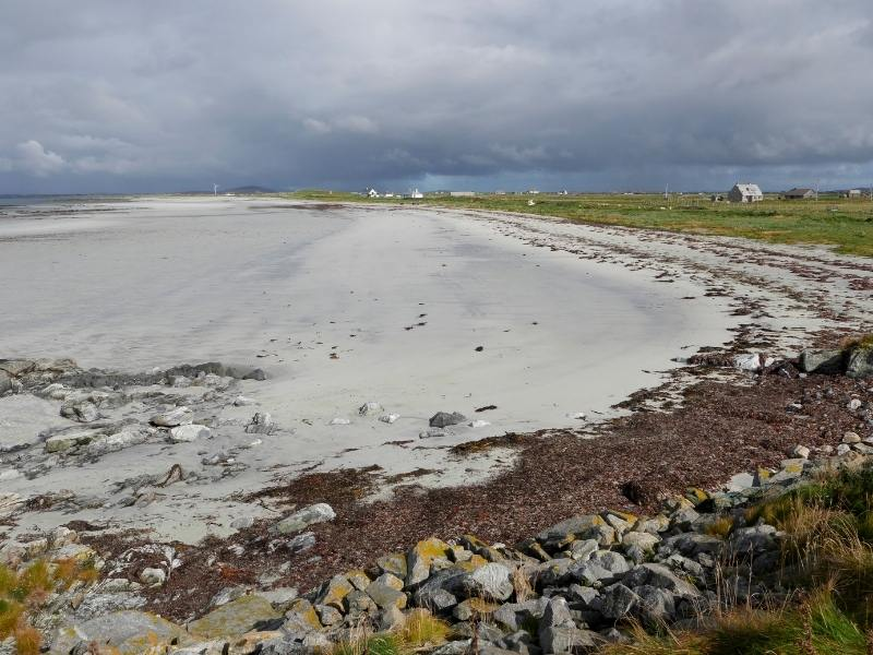 Beach on South Ulst