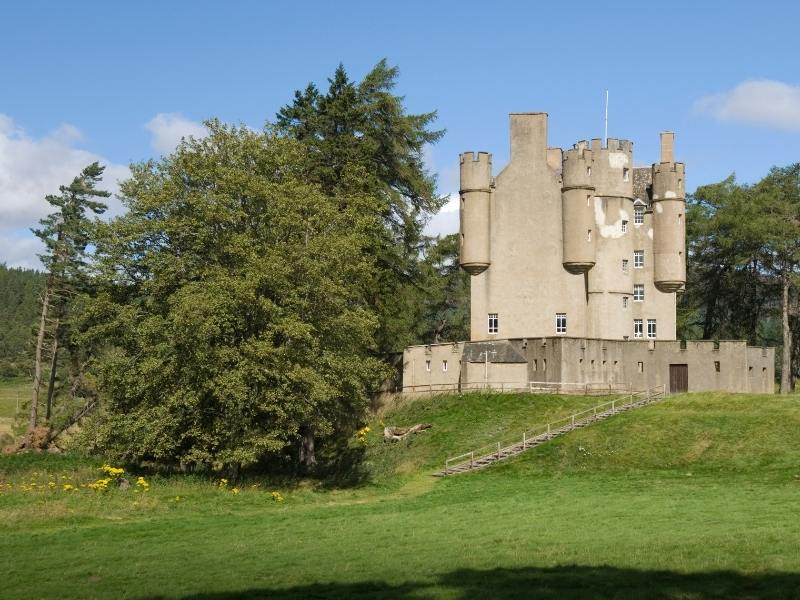 Braemar Castle one of the best castles in Scotland