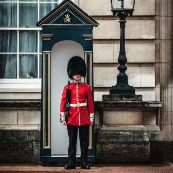 Royal Guard at Buckingham Palace