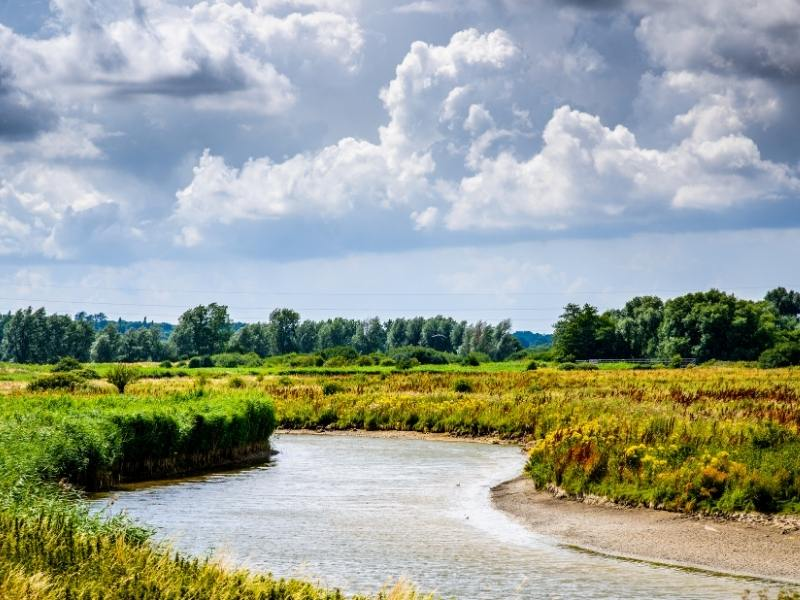 Constable Country in Suffolk is one of the best PLACES TO VISIT IN THE EAST OF ENGLAND