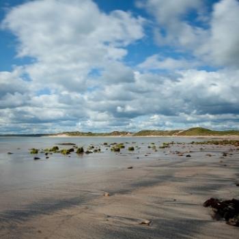 Northumberland Travel Guide beach