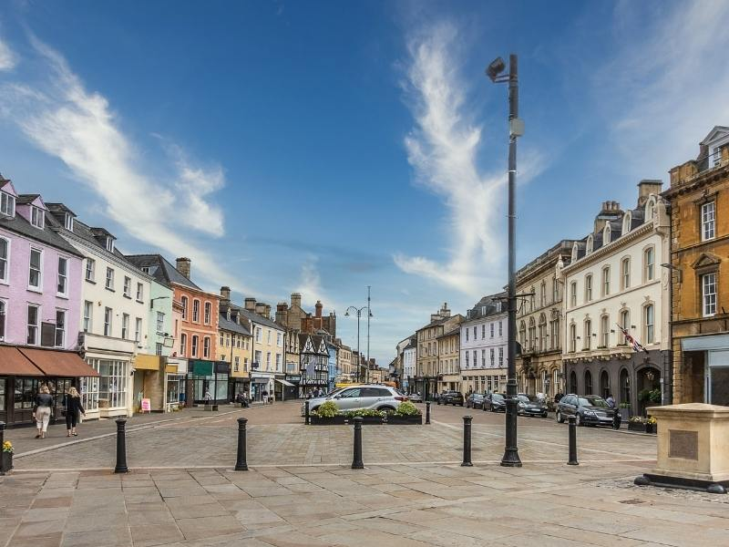Cirencester is one of the best places to stay in the Cotswolds.