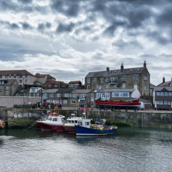 Sea Houses in the North East of England
