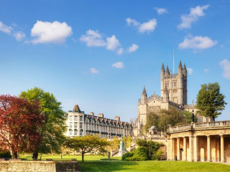 Bath Abbey should be included in any one day itinerary for Bath