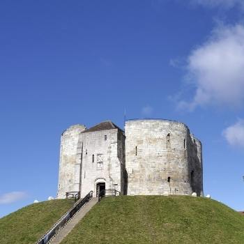 Clifford Tower York.