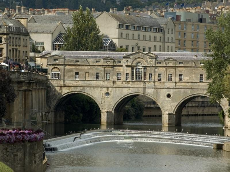 Pulteney Bridge in Bath is a must in any Bath itinerary