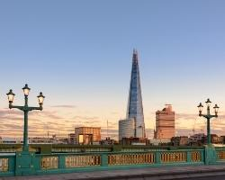 Shard London one of the recommended top places to stay in  any London Accommodation Guide