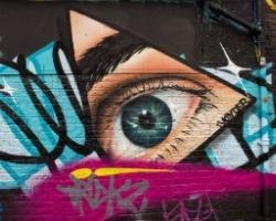 Grafitti in Shoreditch