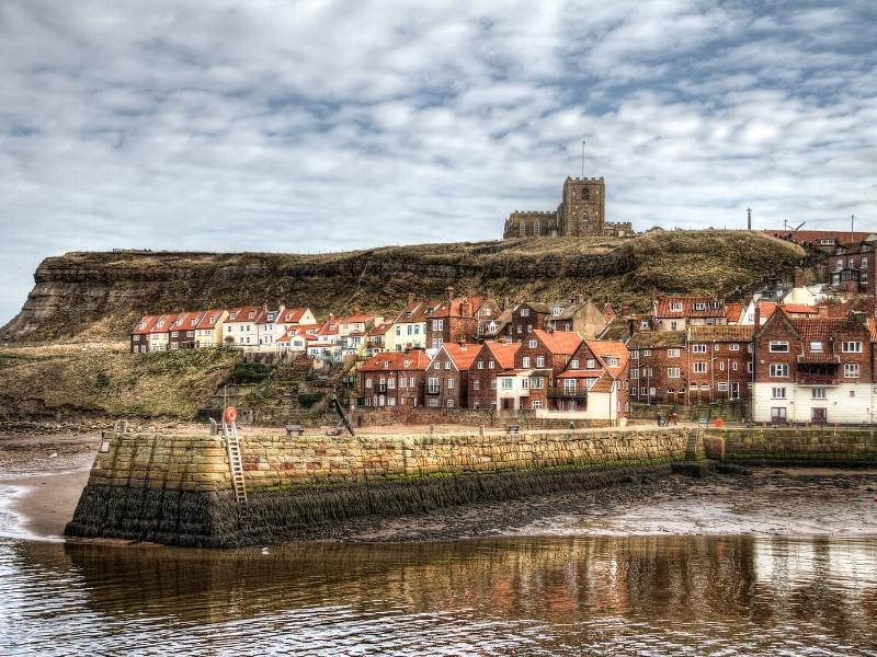 Whitby one of the most popular seaside places to visit in Yorkshire