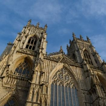 York Minster is one of the most popular places to visit in Yorkshire