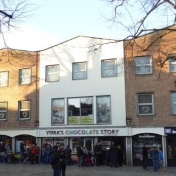 York's Chocolate Story museum