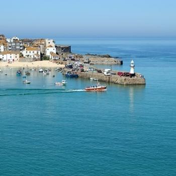 St Ives Harbour Cornwall Travel Guide