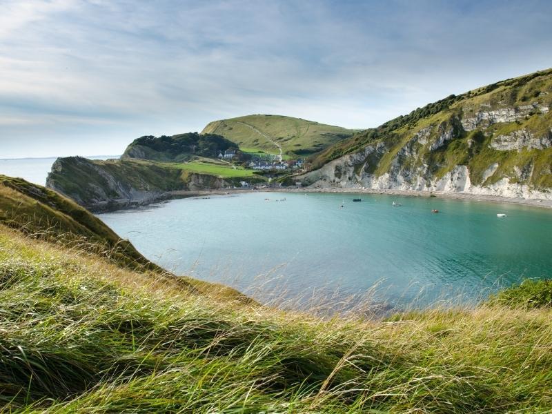 Lulworth Cove Dorset Jurassic Coast