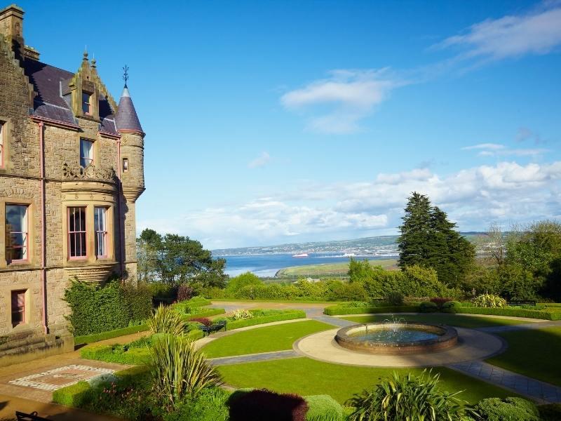 Northern Ireland castle Uk accommodation guide.