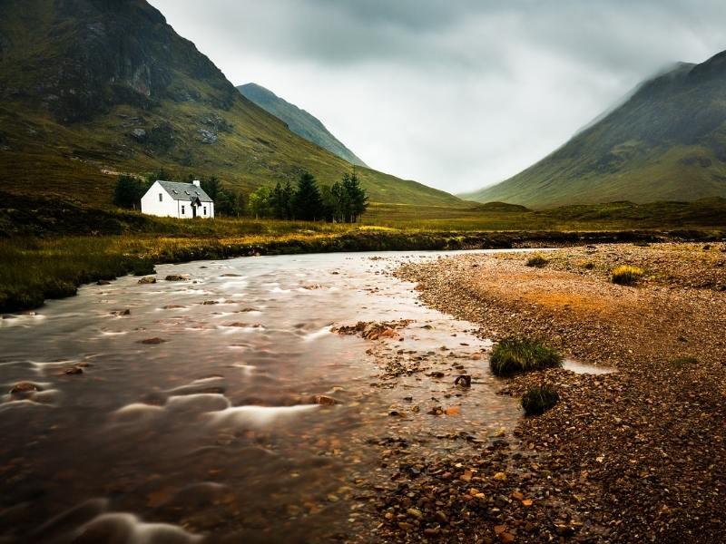 Scotland cottage