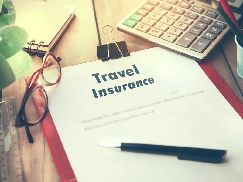 Travel Insurance should be included in the cost of a trip to the UK