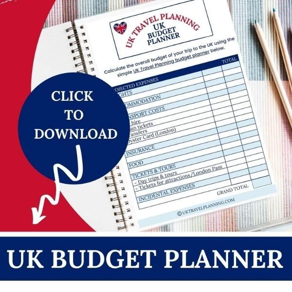UK Budget Planner