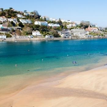 Devon Travel Guide - beautiful Devon beach