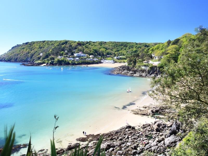 Salcombe in South Devon - Devon Travel Guide