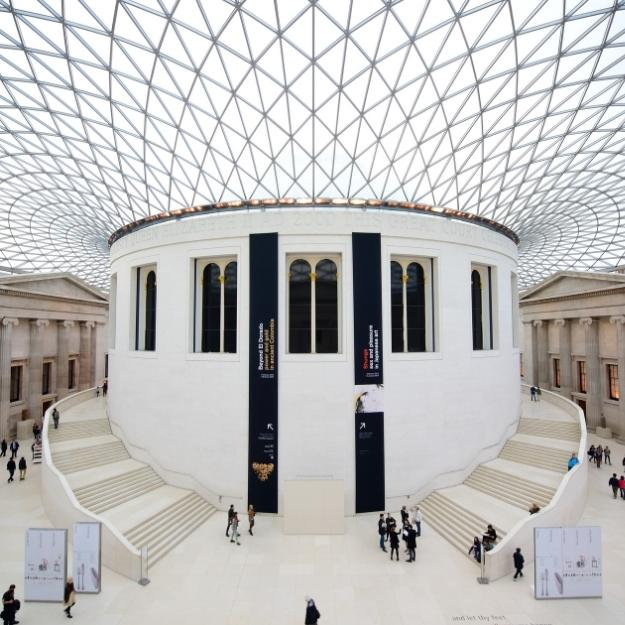 British Museum a must in any London Travel Guide.