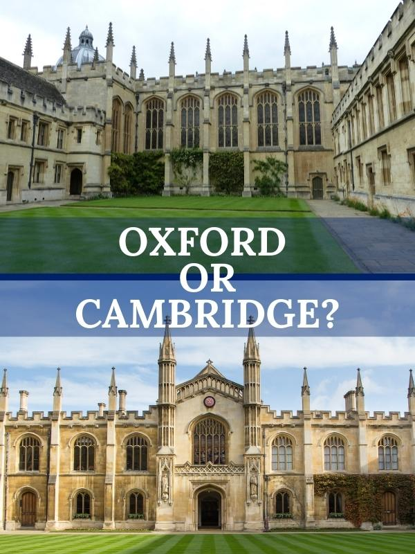 Oxford and Cambridge colleges to choose from when visiting the best of Oxford travel guide