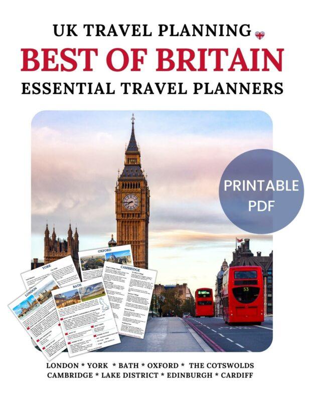 UK TRAVEL PLANNERS