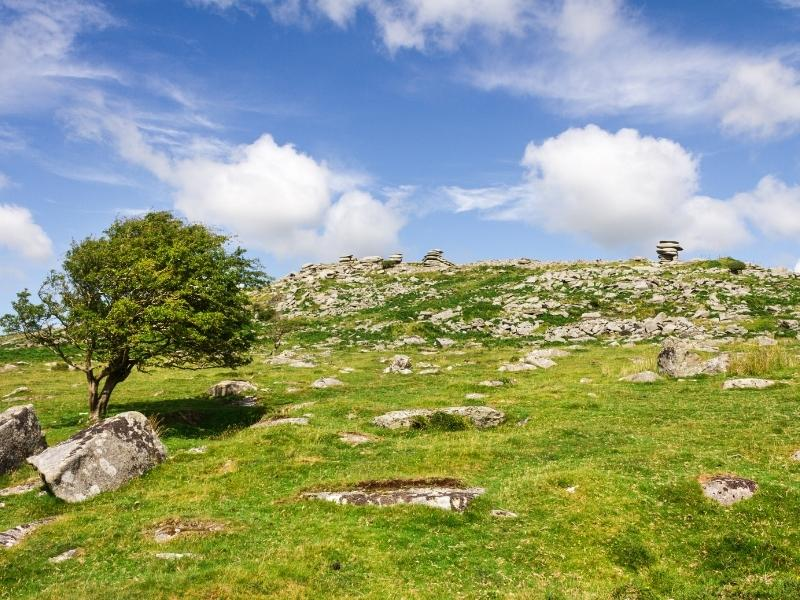 Explore beautiful Bodmin Moor one of the best things to do in Cornwall