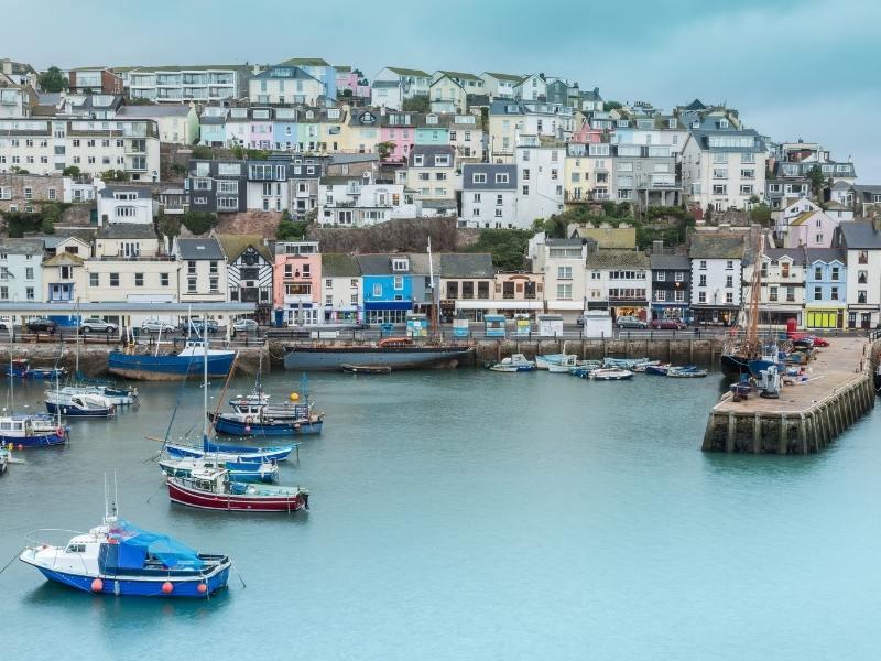 Exeter in Devon.