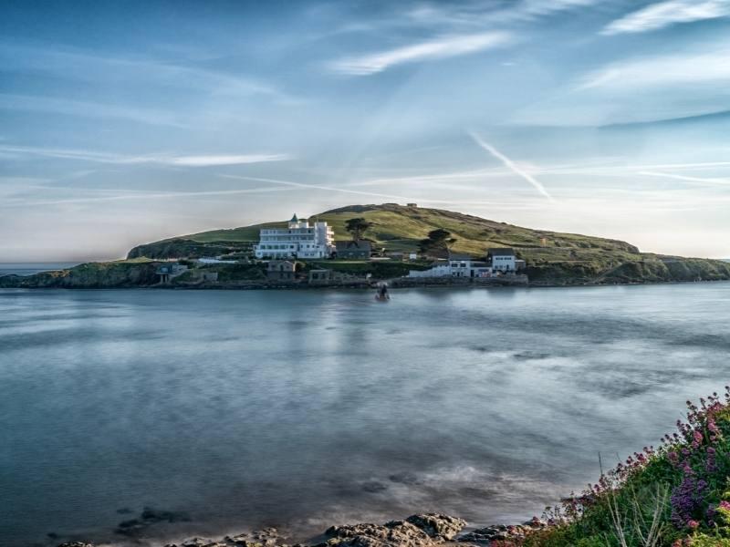 Sidmouth in Devon.
