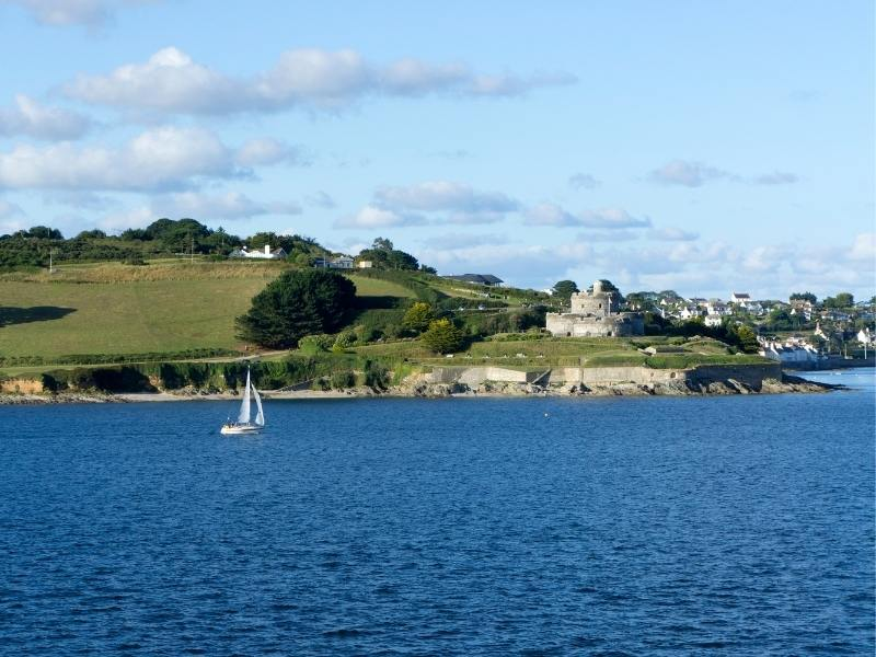 Falmouth in Cornwall is one of the best places to stay in Cornwall.