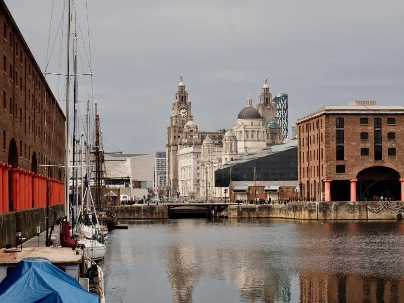 Liverpool Albert Dock.