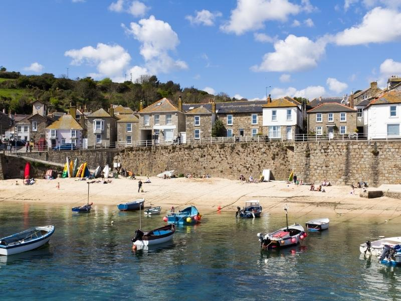 Mousehole one of the very Best Places to Visit in Cornwall