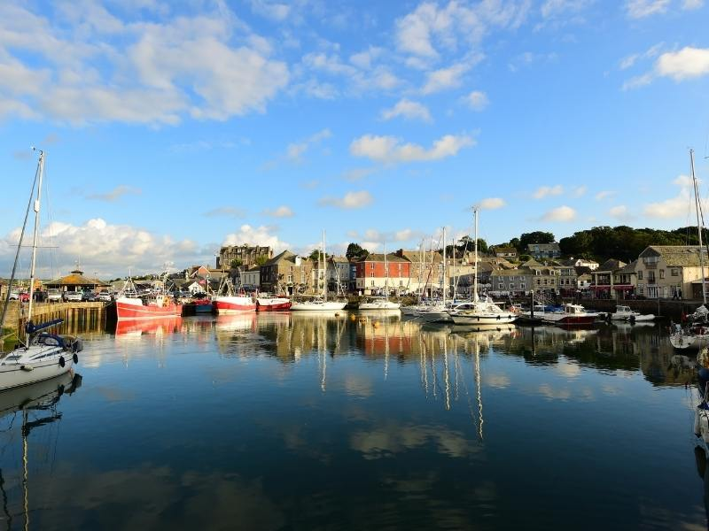 Padstow in Cornwall is one of the best places to stay in Cornwall.