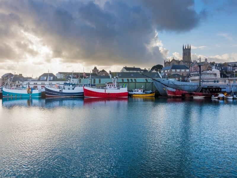 Penzance in Cornwall is one of the best places to stay in Cornwall.