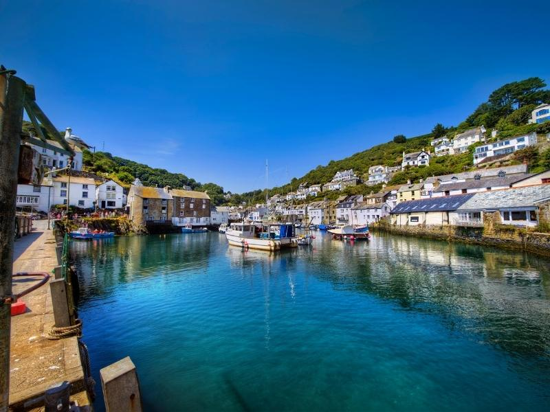 Polperro one of the very Best Places to Visit in Cornwall.