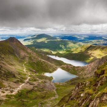 North Wales.