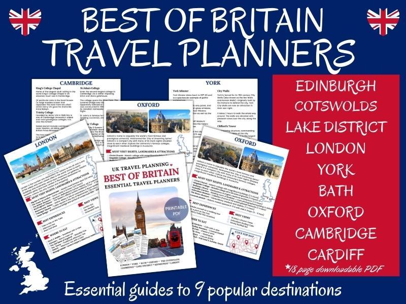Edinburgh Travel Guide - Itinerary Planners.
